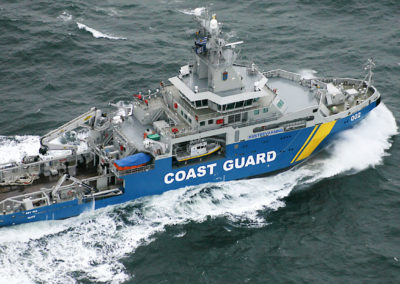 The Swedish Coast Guard