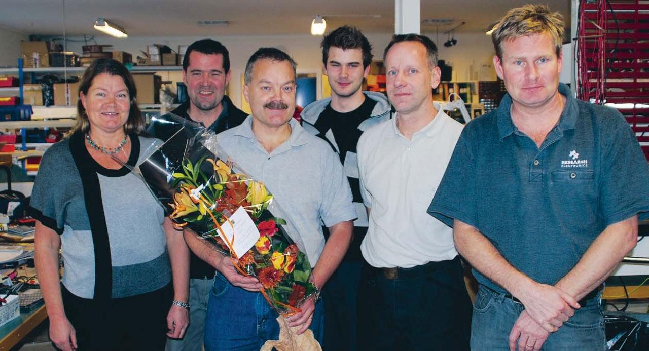 Entrepreneur of the Year 2008